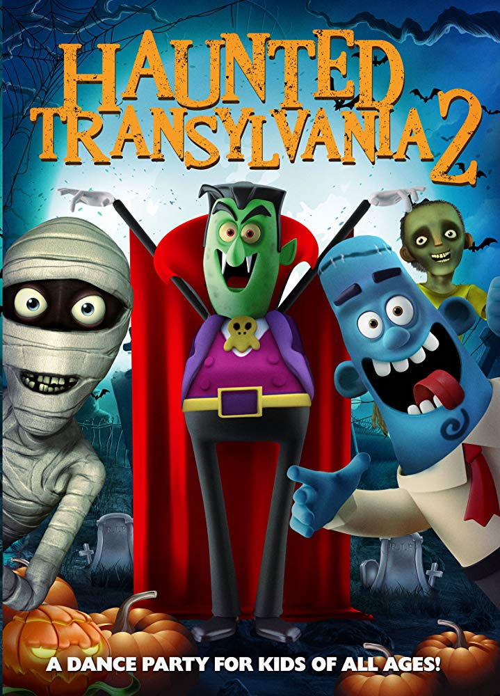 Watch Movie Haunted Transylvania 2