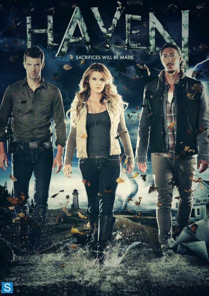 Watch Movie Haven - Season 3