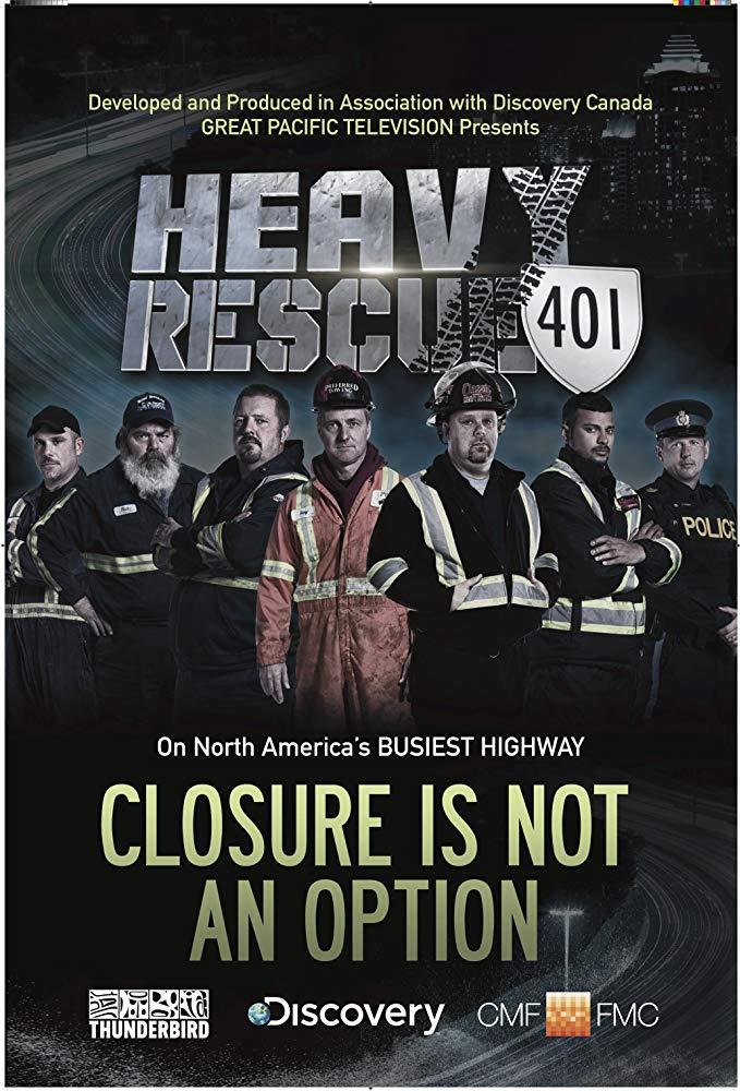 Watch Movie Heavy Rescue: 401 - Season 3