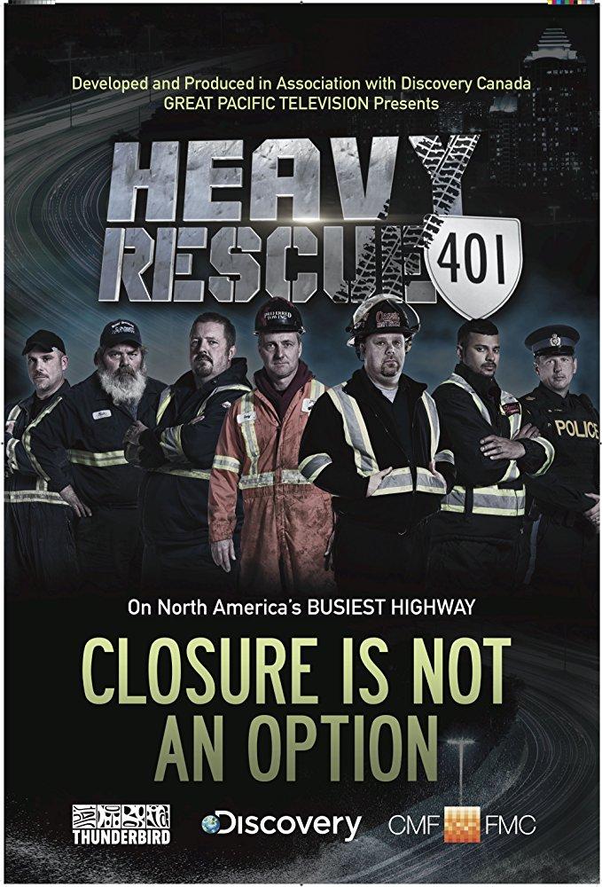 Watch Movie Heavy Rescue: 401 - Season 4