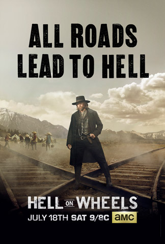 Watch Movie Hell On Wheels - Season 5