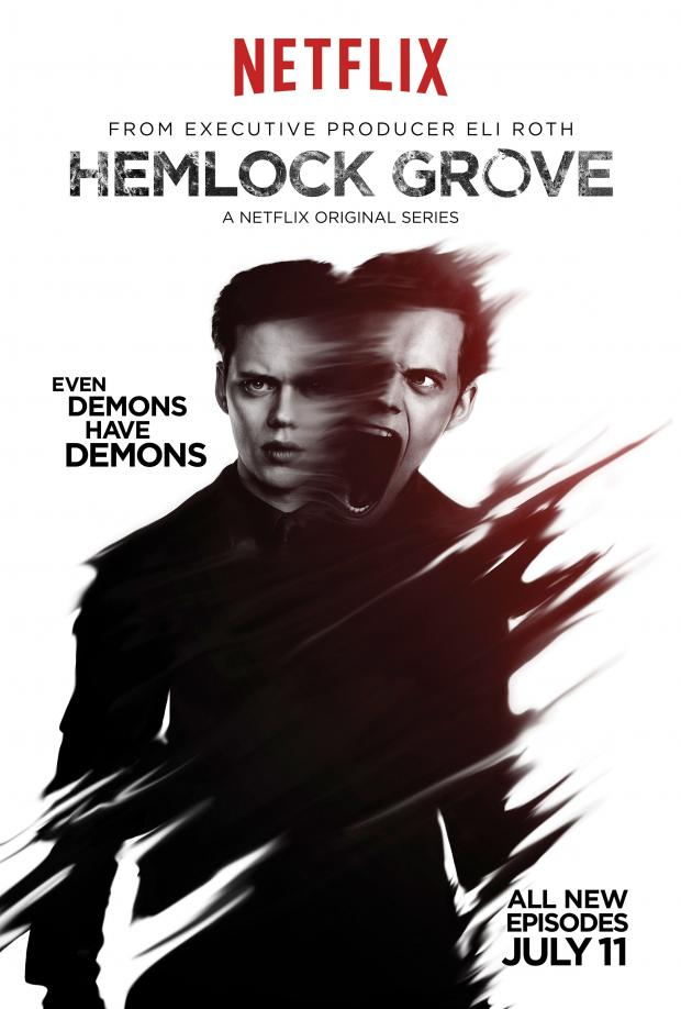 Watch Movie Hemlock Grove - Season 3
