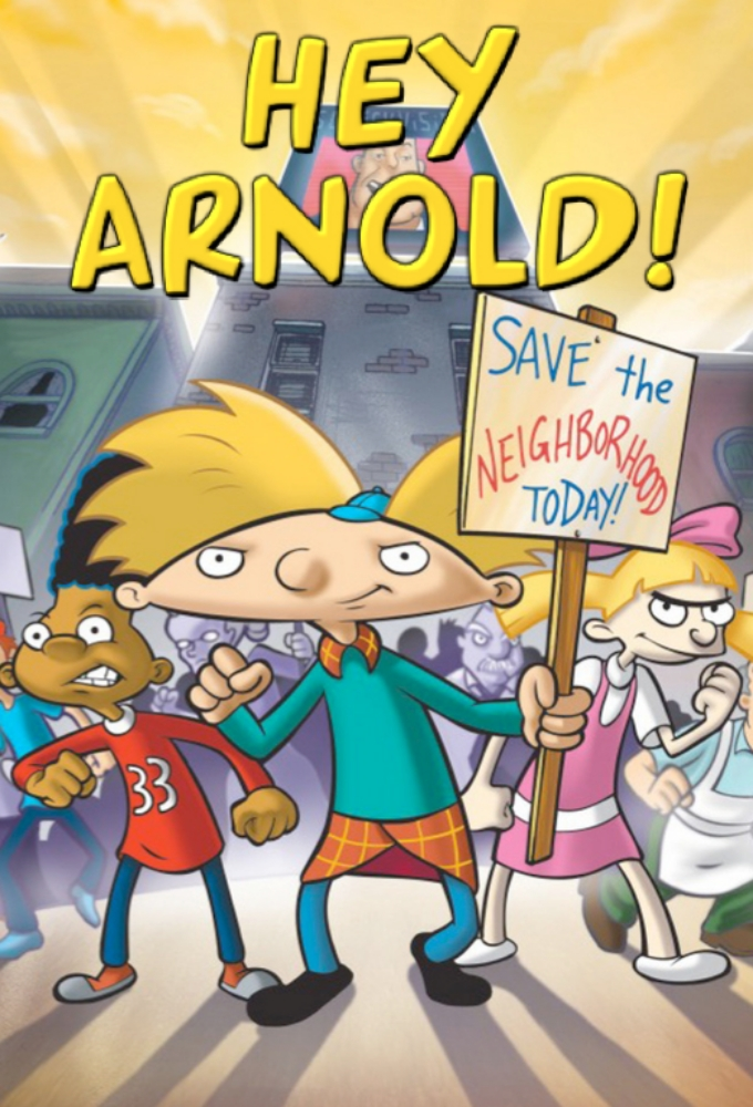 Watch Movie Hey Arnold! - Season 3