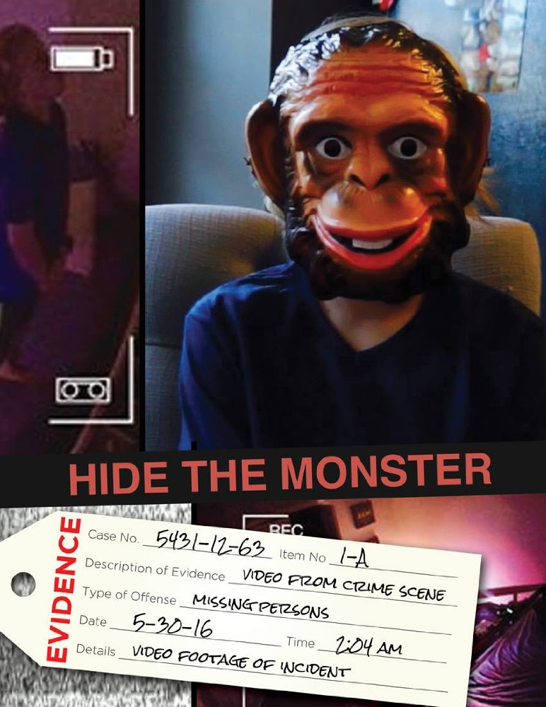 Watch Movie Hide the Monster