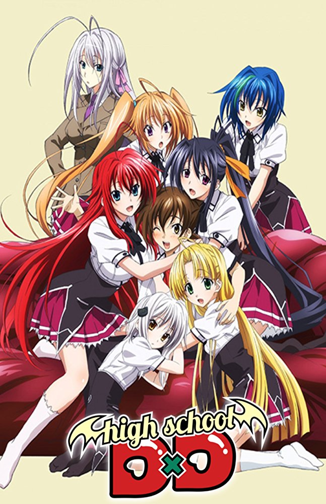 Watch Movie High School DxD - Season 3