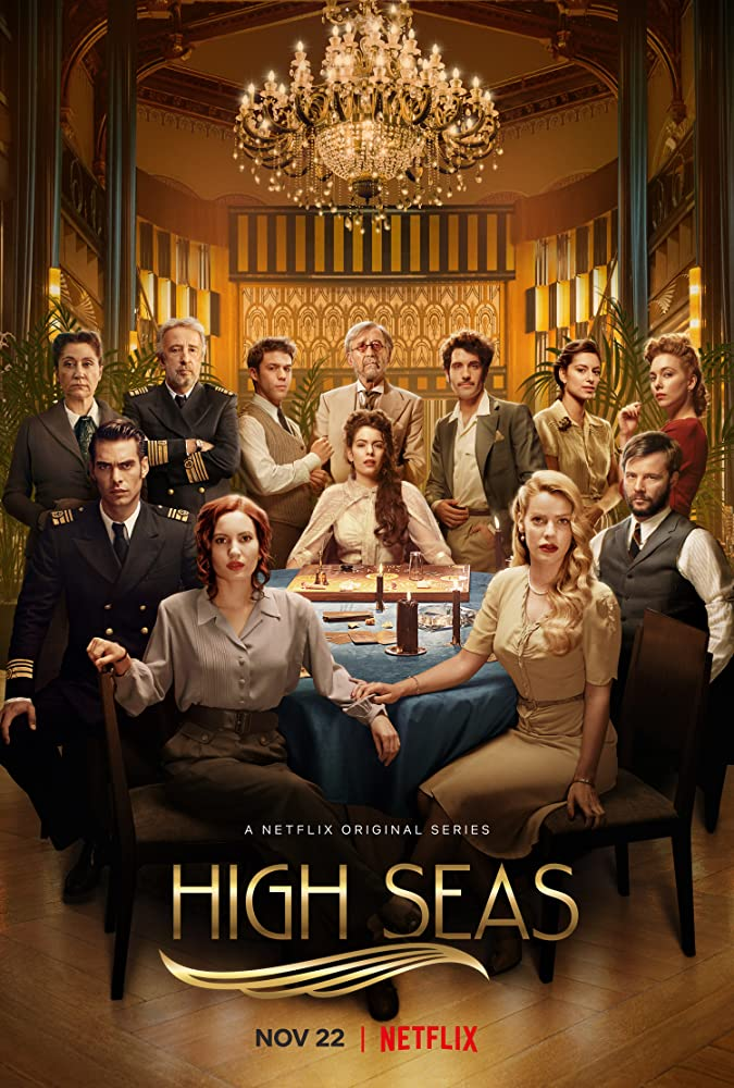 Watch Movie High Seas - Season 3