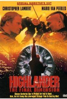 Watch Movie Highlander 3: The Final Dimension