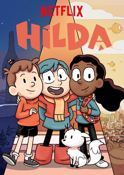 Watch Movie Hilda - Season 2