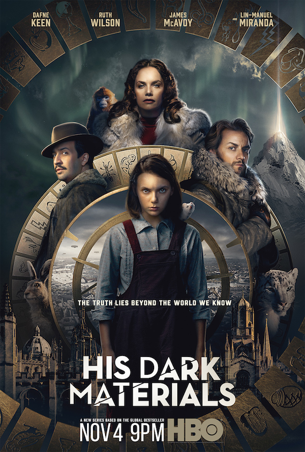 Watch Movie His Dark Materials - Season 1