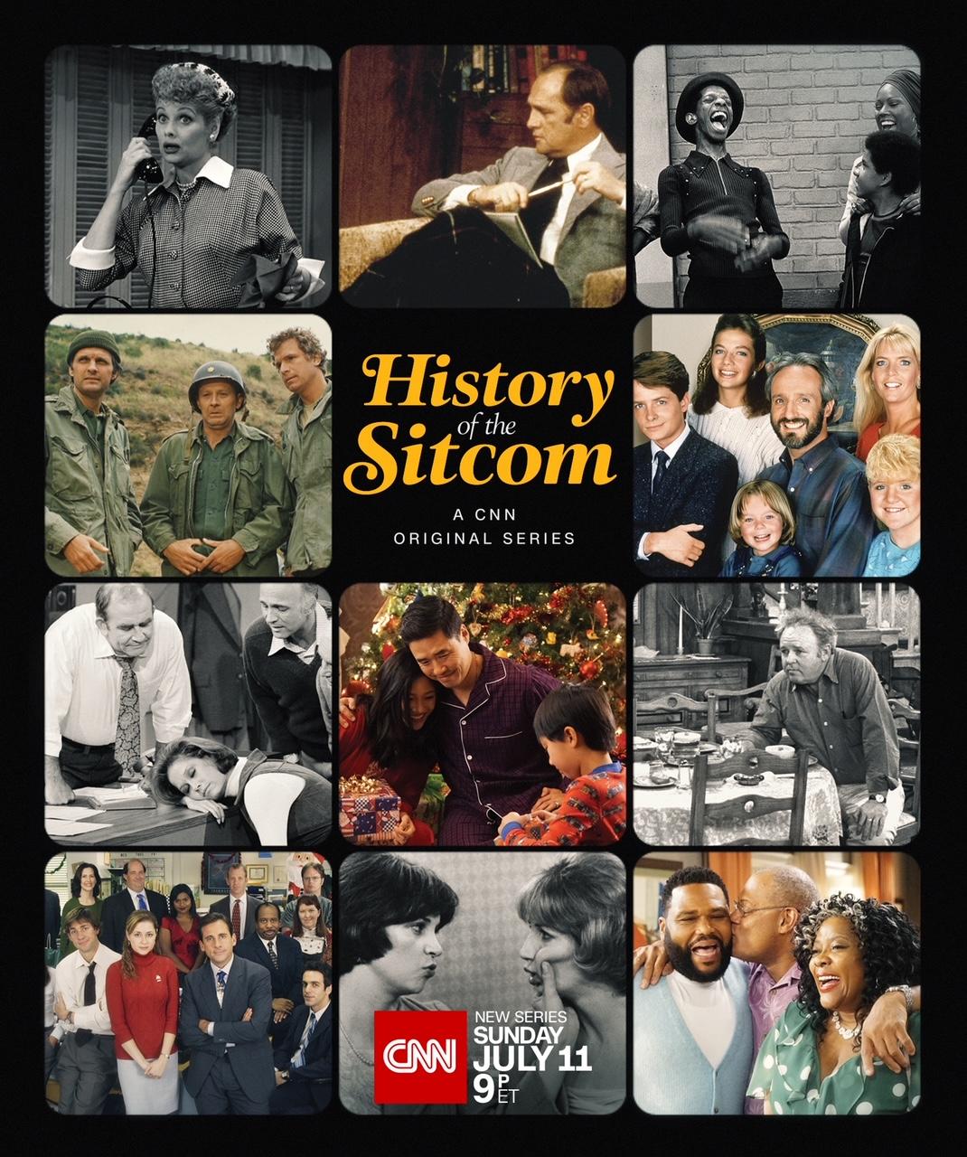 Watch Movie History of the Sitcom - Season 1