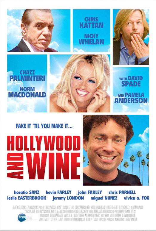 Watch Movie Hollywood And Wine