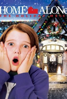 Watch Movie Home Alone 5 The Holiday Heist