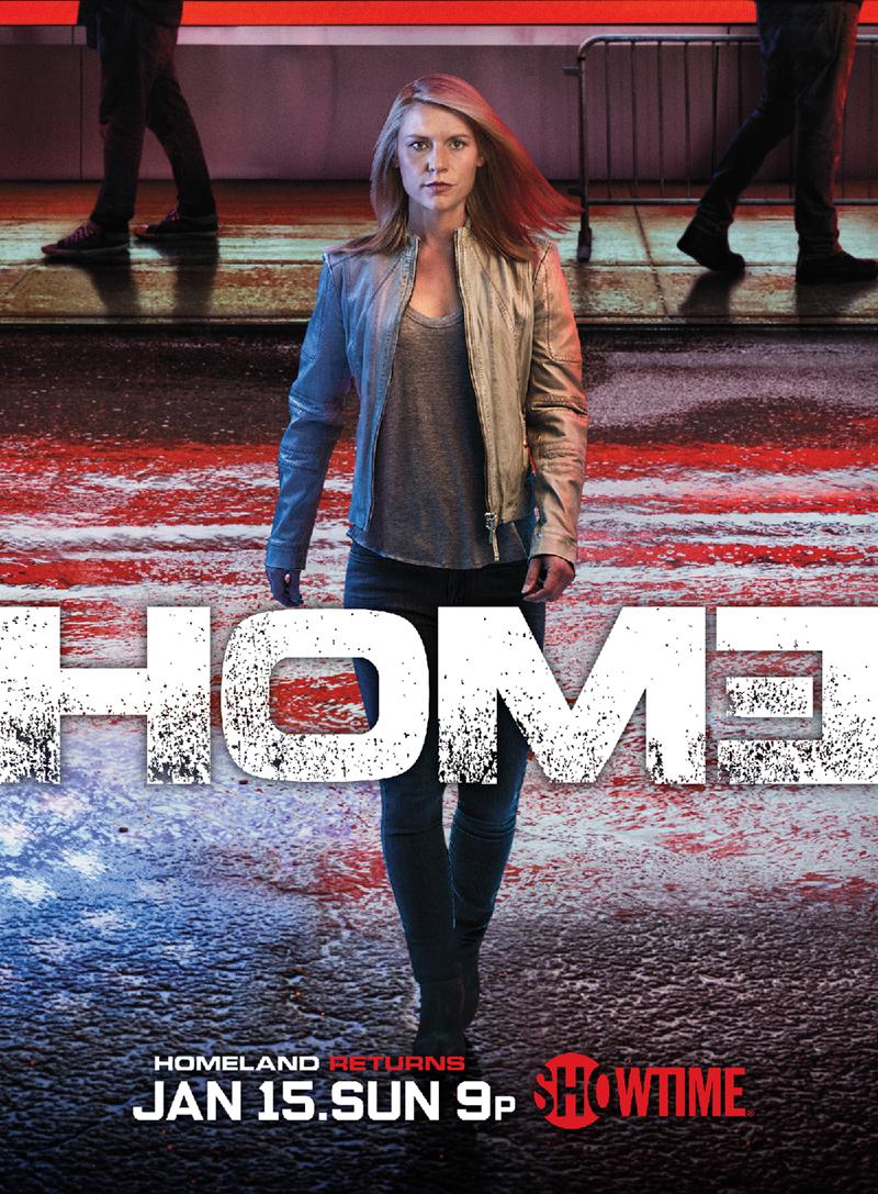 Watch Movie Homeland - Season 6