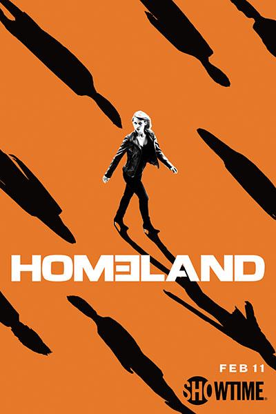 Watch Movie Homeland - Season 7