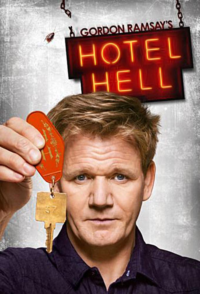 Watch Movie Hotel Hell - Season 1