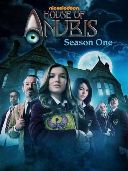 Watch Movie House Of Anubis - Season 1