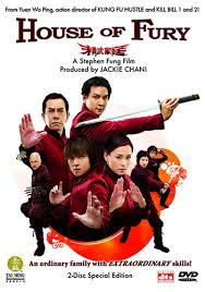 Watch Movie House Of Fury