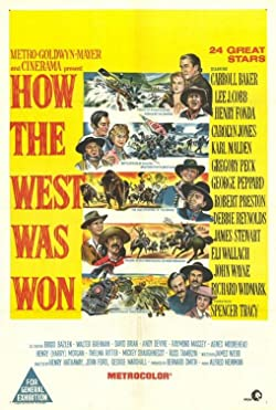 Watch Movie How the West Was Won