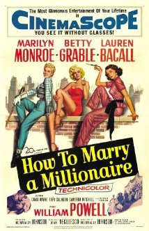 Watch Movie How To Marry A Millionaire