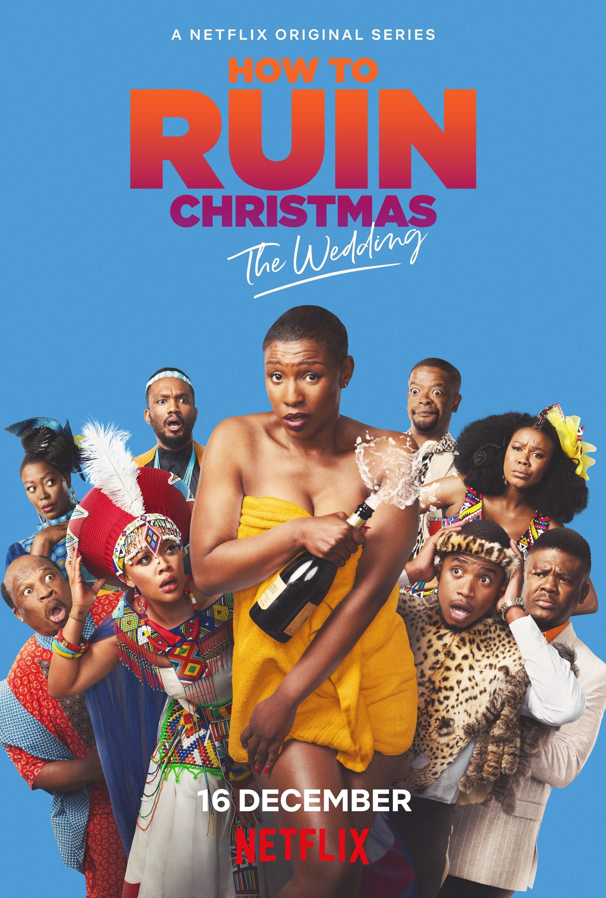 Watch Movie How To Ruin Christmas - Season 1