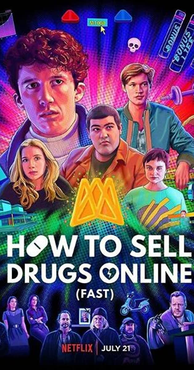 Watch Movie HOW TO SELL DRUGS ONLINE (FAST) - SEASON 3