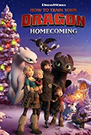 Watch Movie How to Train Your Dragon Homecoming