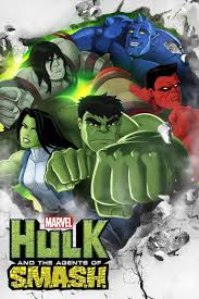 Watch Movie Hulk And The Agents Of Smash - Season 1