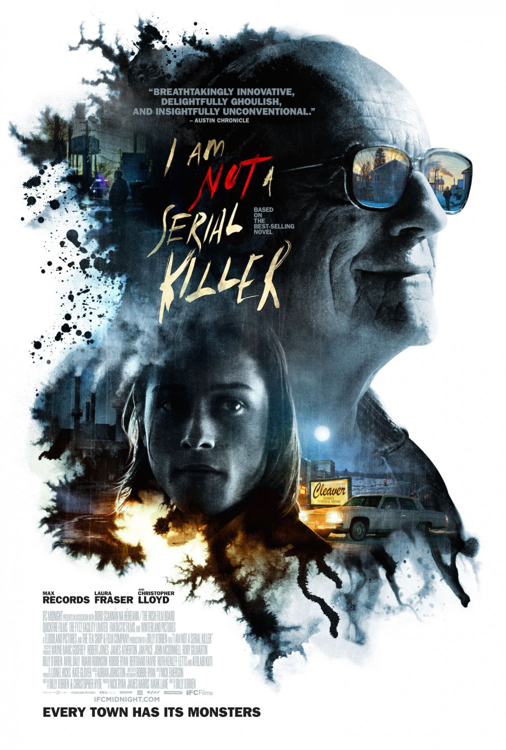 Watch Movie I Am Not a Serial Killer