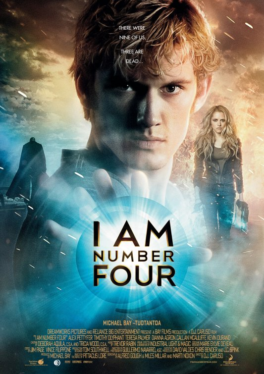 Watch Movie I Am Number Four