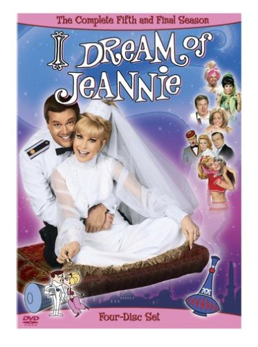 Watch Movie I Dream Of Jeannie - Season 5