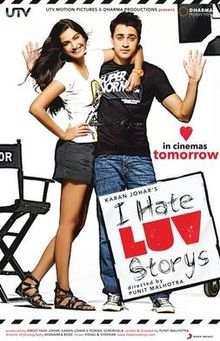 Watch Movie I Hate Luv Storys