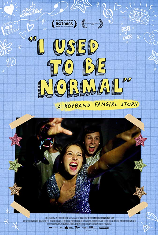 Watch Movie I Used to Be Normal: A Boyband Fangirl Story