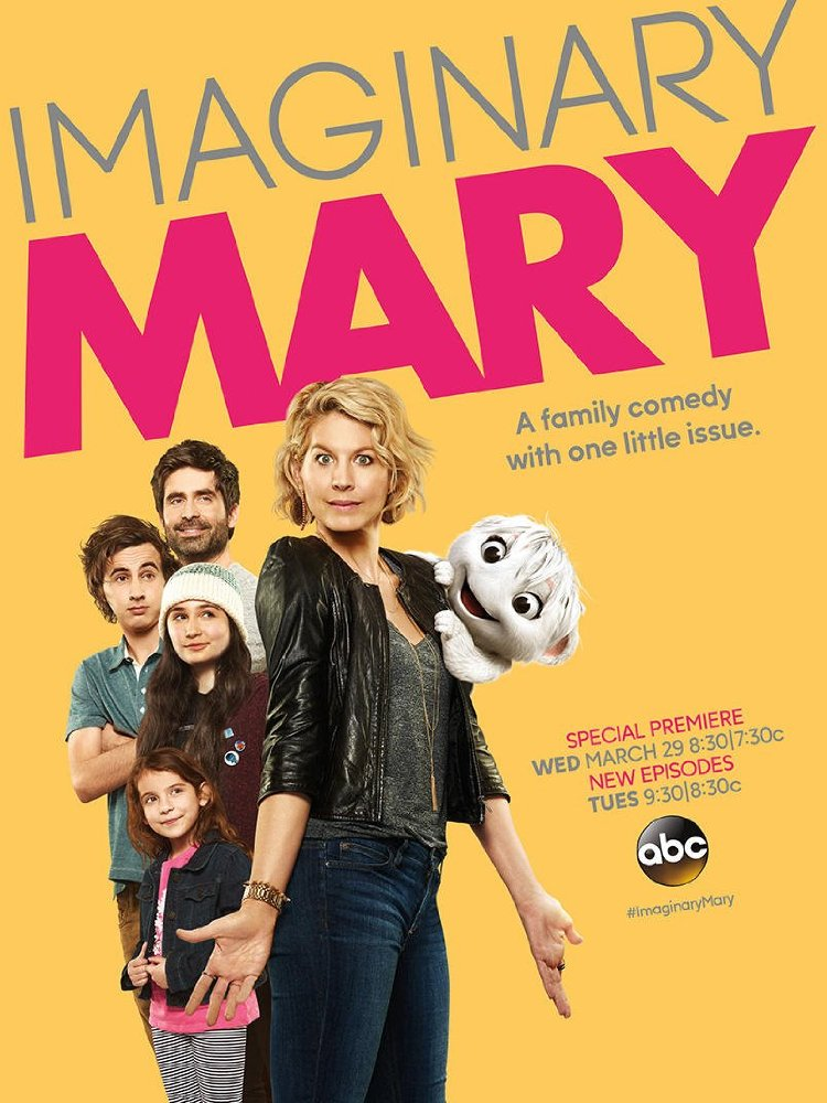 Watch Movie Imaginary Mary - Season 1