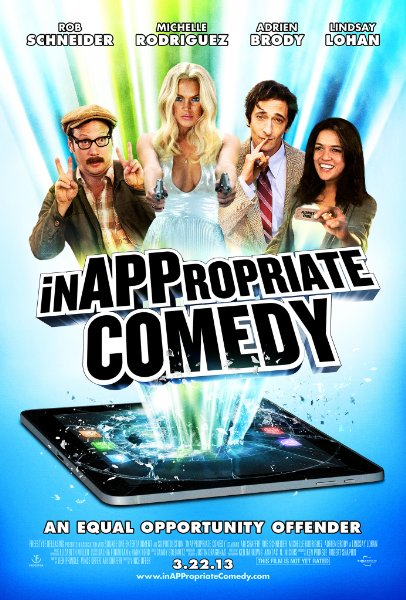 Watch Movie InAPPropriate Comedy