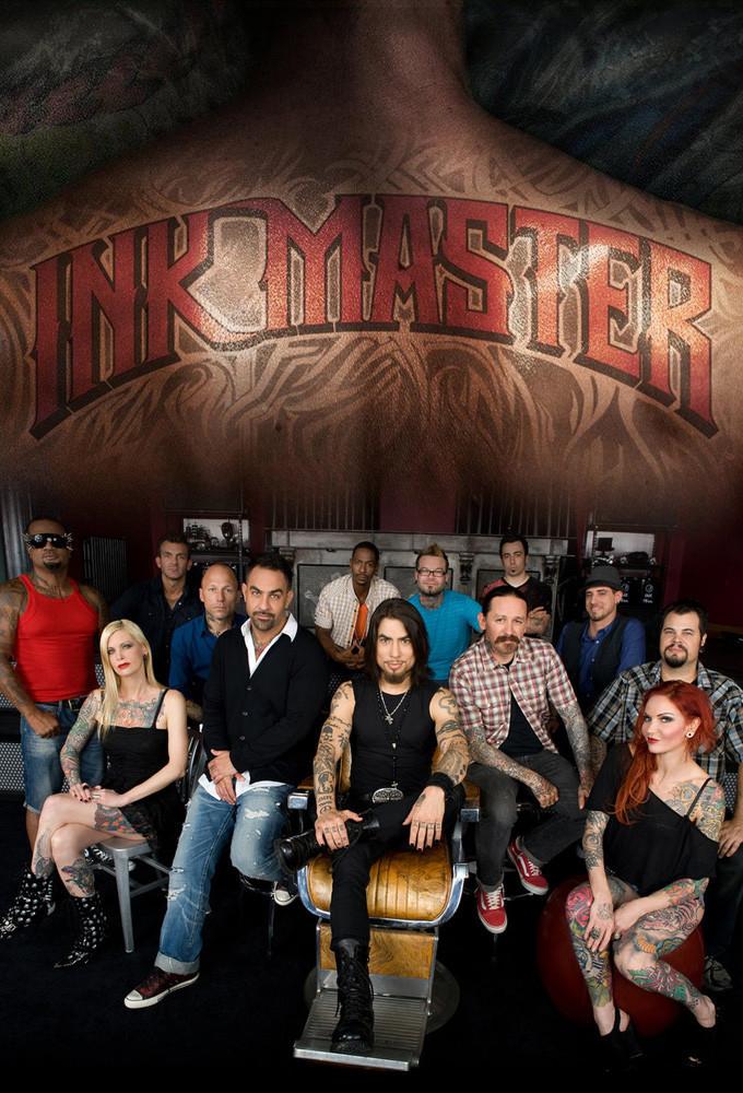 Watch Movie Ink Master - Season 12