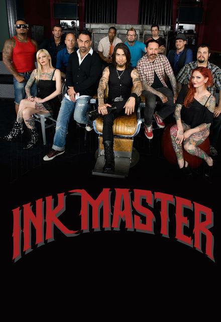 Watch Movie Ink Master - Season 3