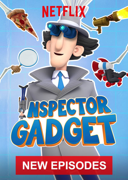 Watch Movie Inspector Gadget - Season 4