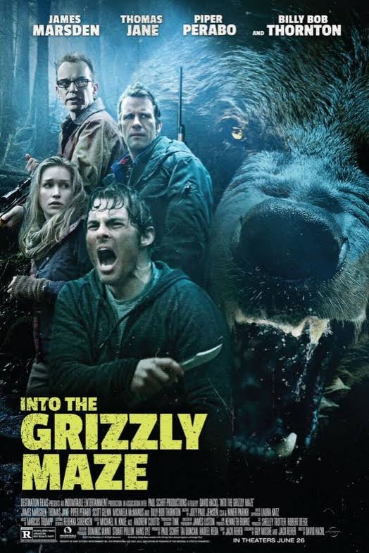 Watch Movie Into the Grizzly Maze