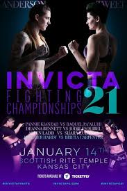 Watch Movie Invicta FC 21 Anderson vs Tweet