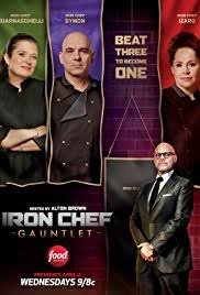 Watch Movie Iron Chef Gauntlet - Season 2