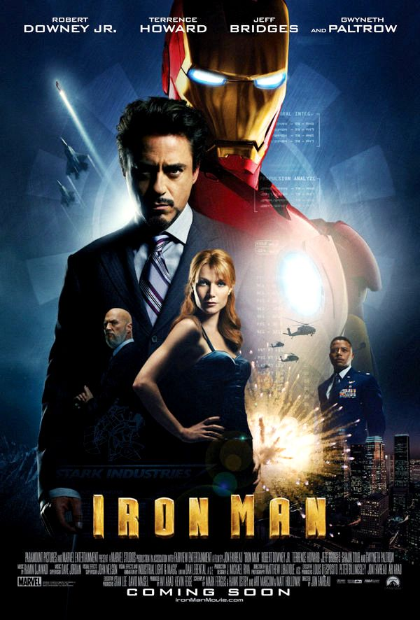 Watch Movie Iron Man