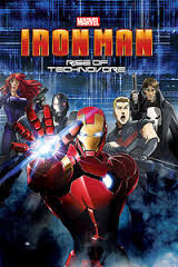Watch Movie Iron Man: Rise Of Technovore