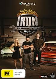 Watch Movie Iron Resurrection - Season 3