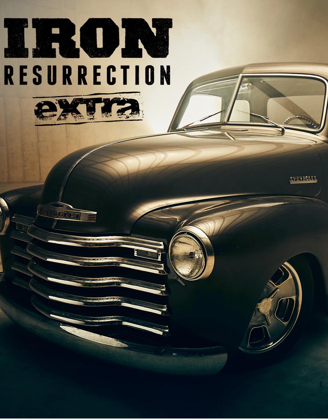 Watch Movie Iron Resurrection - Season 4