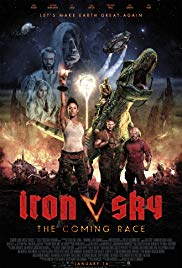 Watch Movie Iron Sky: The Coming Race