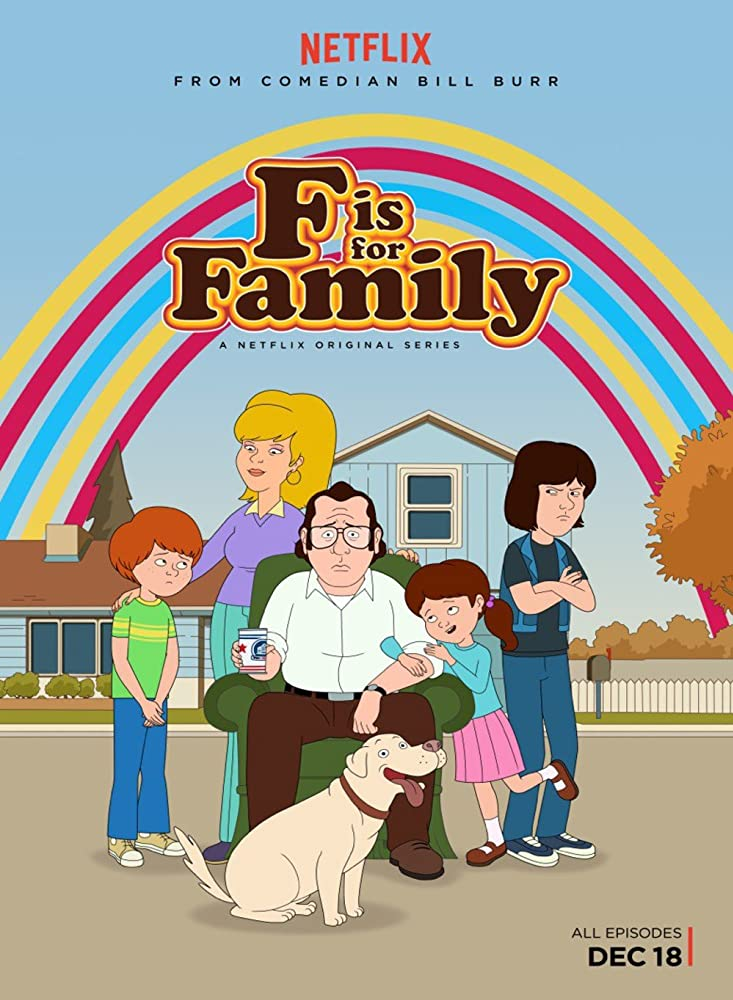Watch Movie  Is For Family - Season 4