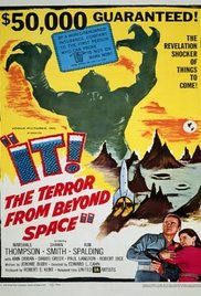 Watch Movie It! The Terror from Beyond Space