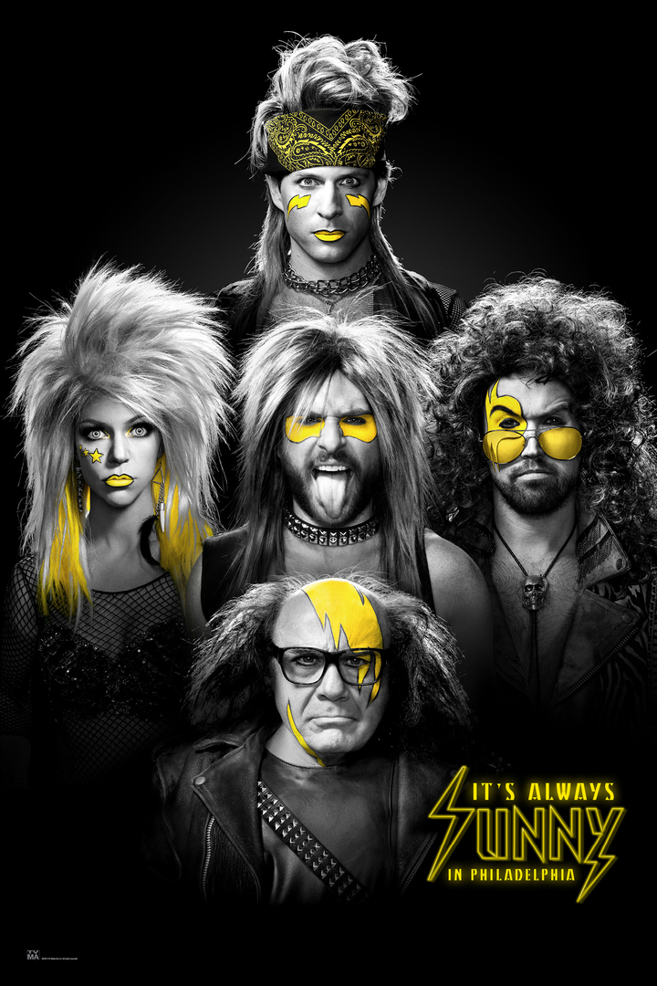 Watch Movie It's Always Sunny In Philadelphia - Season 10