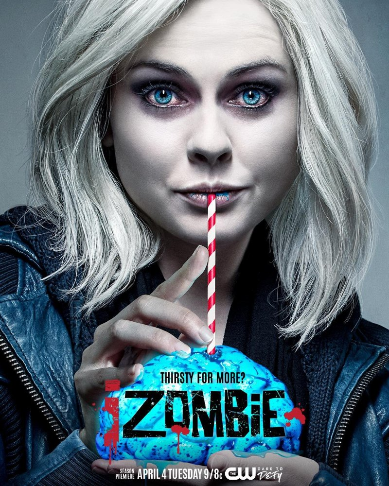 Watch Movie iZombie - Season 3
