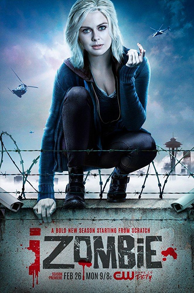 Watch Movie iZombie - Season 4